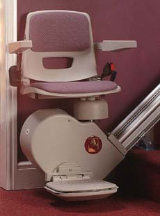 Acorn Stair Lift - Superglide Model